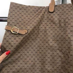 Vintage Gucci garment bag